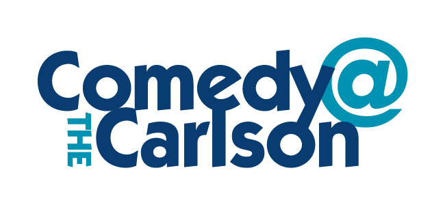 Comedy at the Carlson logo