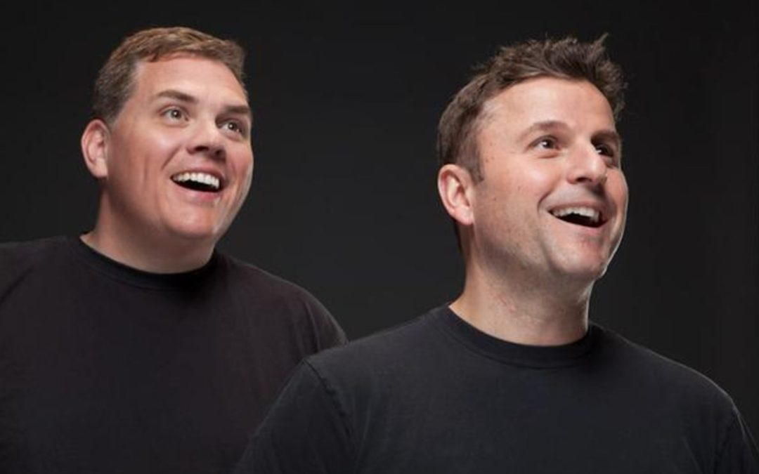Steve Lemme & Kevin Heffernan from Broken Lizard's Super Troopers and Beerfest
